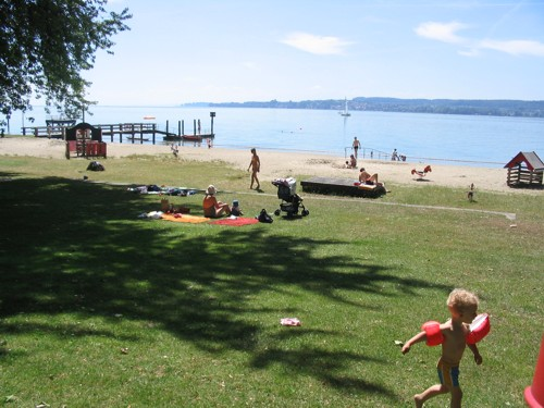 Strandbad West, Überlingen