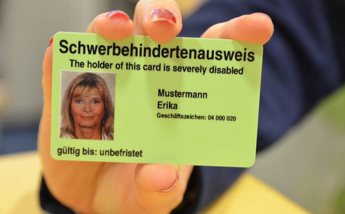 Stadt Köln Schwerbehindertenausweis